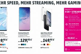 Mehr Speed, Mehr Streaming & Mehr Gaming