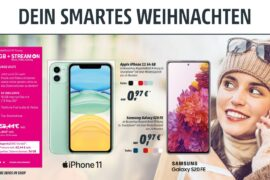 Magenta Mobil M Young mit Apple iPhone 11 oder Samsung Galaxy S20FE